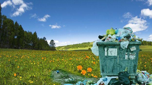 Recyclage et déménagement