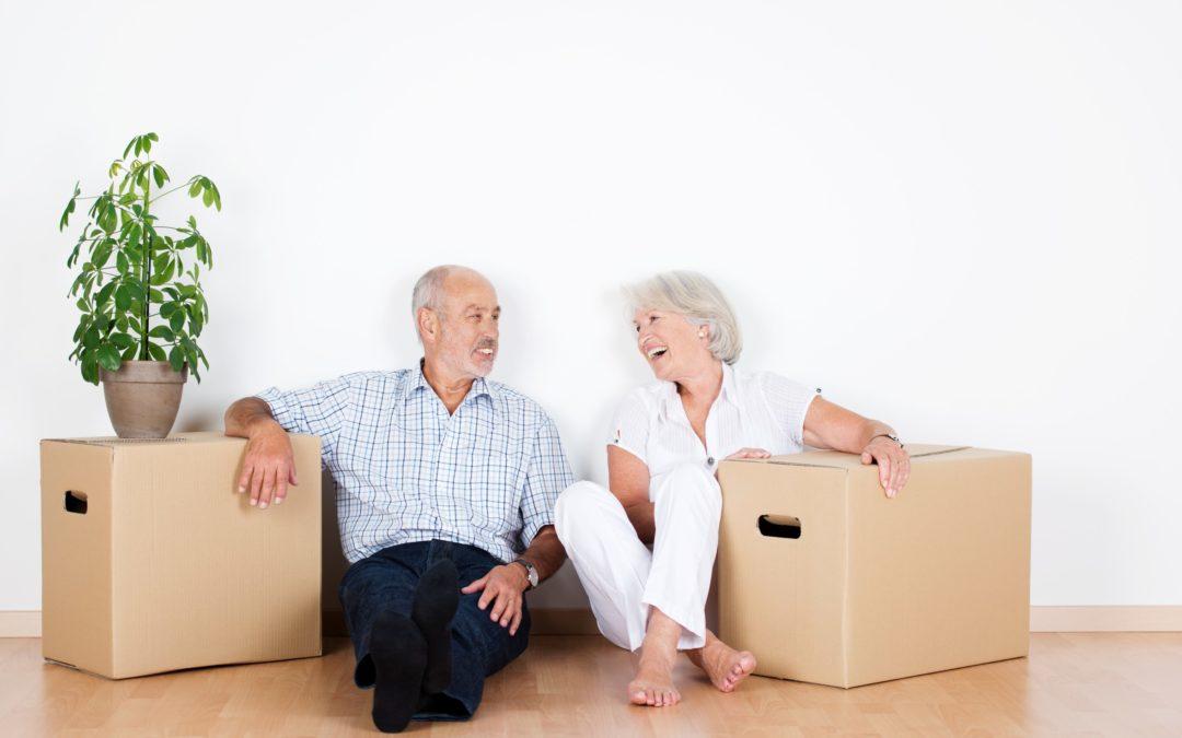 Conseils pour déplacer les aînés durant les transitions de vie