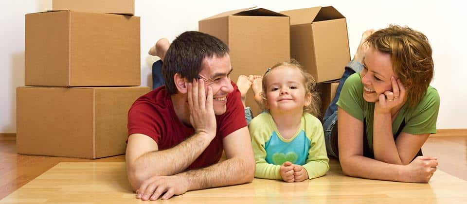 Moving with a child: how to do it?